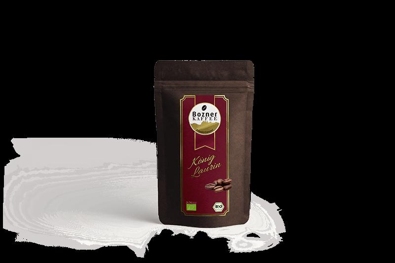 Verpackungsdesign für Kaffee