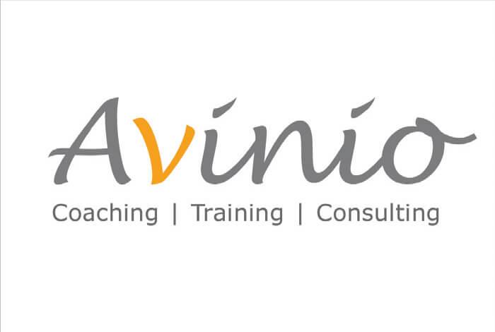 Logo und Webdesign Avinio Consulting in Wasserburg