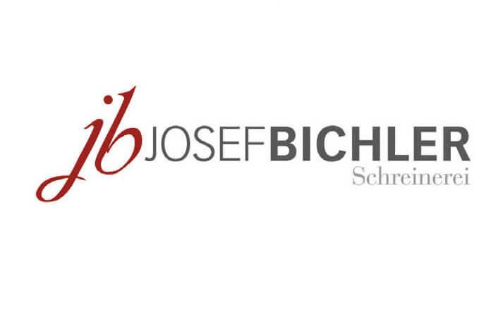 Logo Gestaltung und Webseite für Schreinerei Josef Bichler