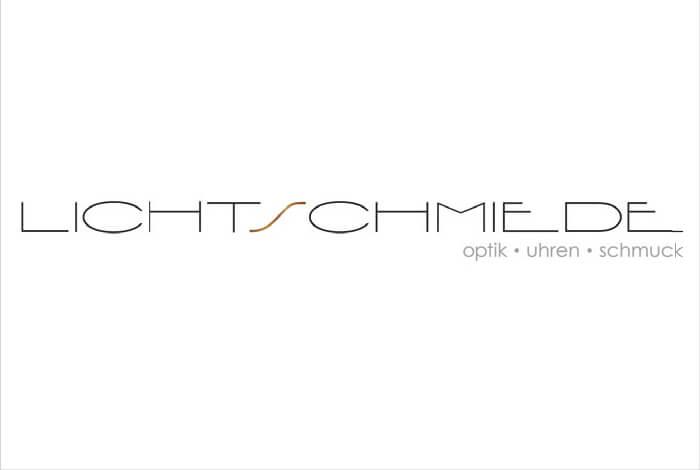 Erstellung des Logos und Webseite für Lichtschmiede
